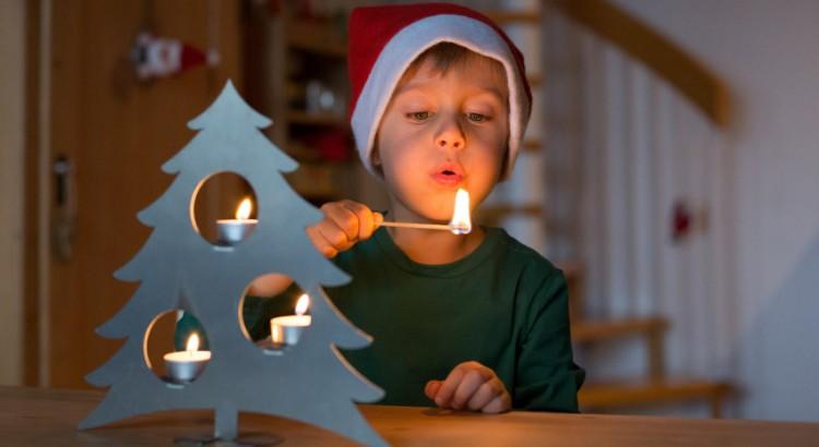stimmungsvolle Weihnachtsfotos